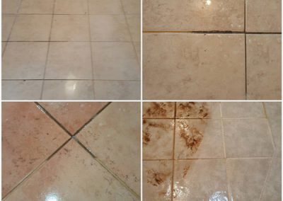 Light Tiles - Before and After