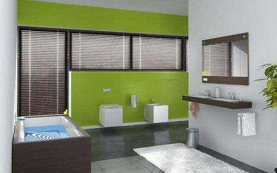 Choosing Tile Colours for Your Bathroom
