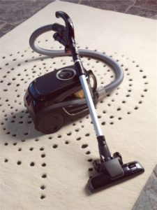Vacuum cleaner - carpet cleaning